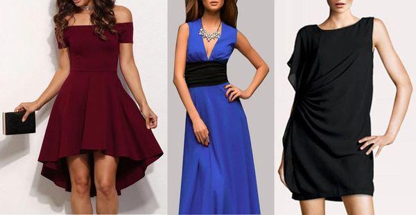 платья-из-полиэстера