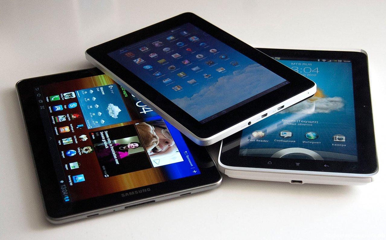 какой фирмы выбрать планшет