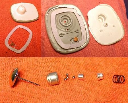 снять магнит с одежды в домашних условиях