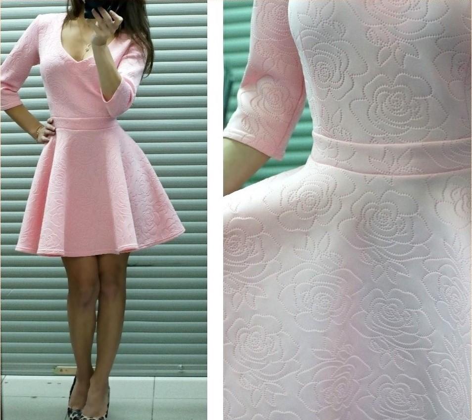 платье-из-неопрена