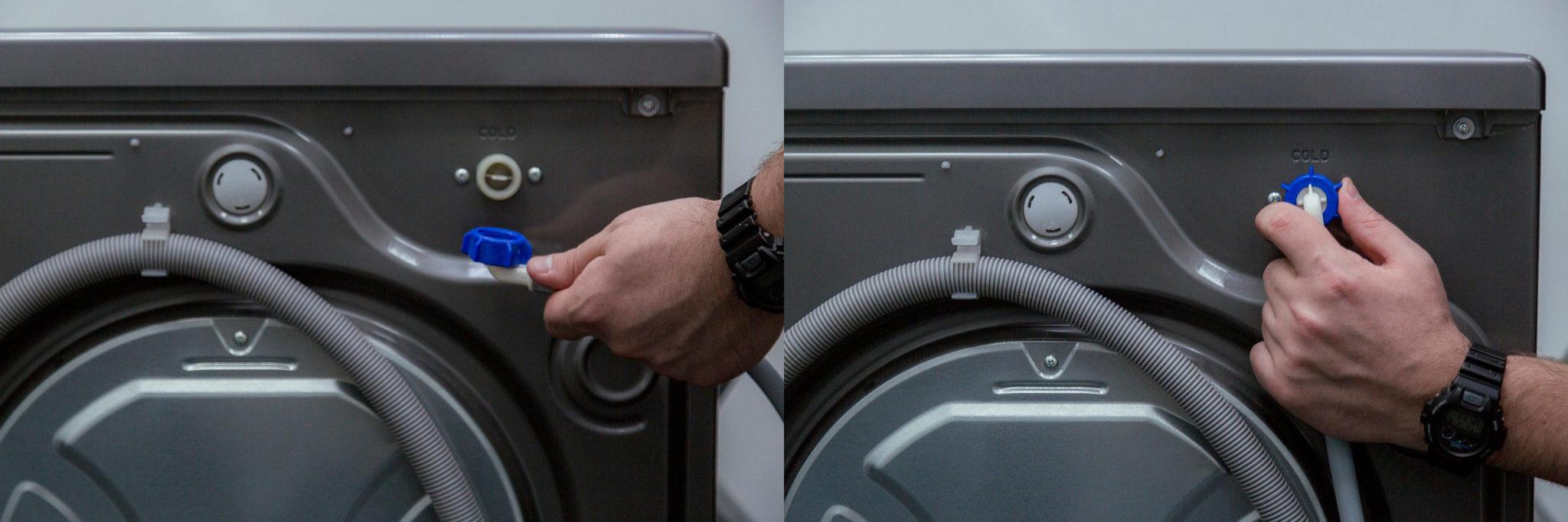 подтекает-стиральная-машинка-снизу