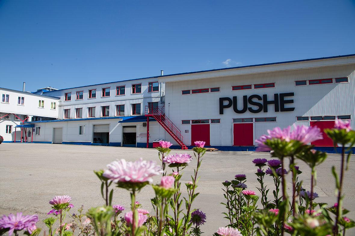 фабрика по производству мебели PUSHE