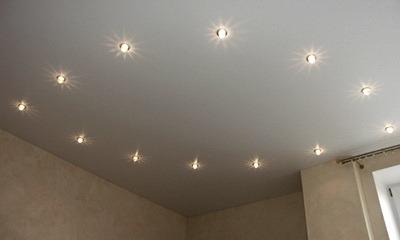 точечные - светильники