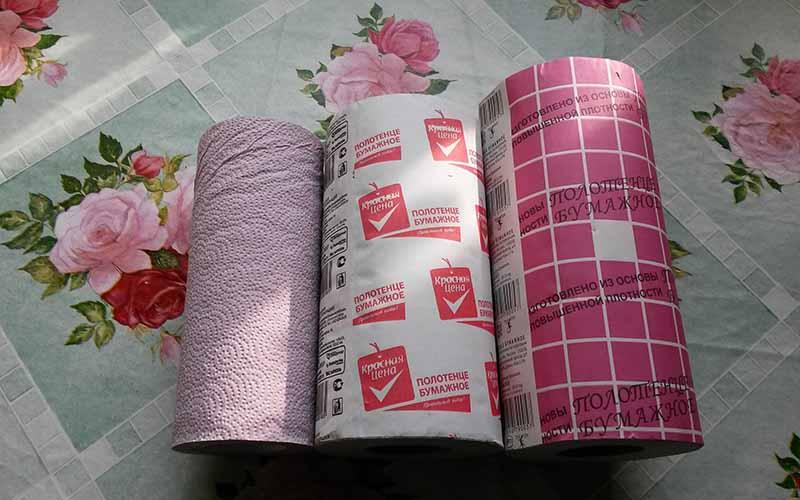 Фото: На кухне обязательно должны быть большие бумажные салфетки