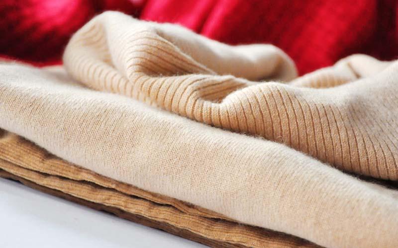 Фото: Качественный кашемир влияет на срок службы одежды