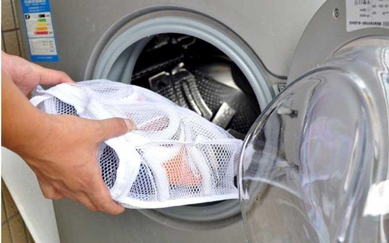 Фото: Мешок для обуви позволяет не беспокоится за сохранность барабана