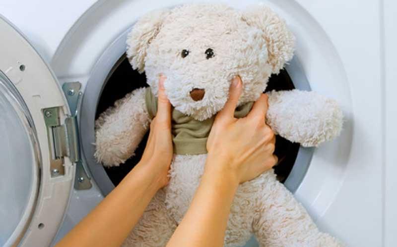 Фото: Мешок для стирки поможет защитить барабан ни вещь в процессе очистки