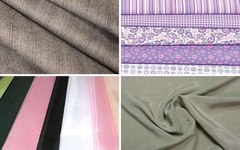 Фото: Вискоза подразделяет на 4 вида ткани