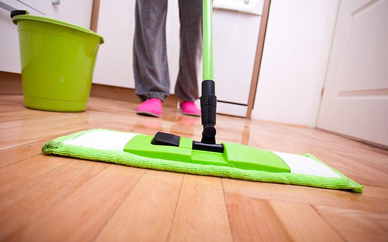 Фото: Уборка и неведение чистоты в доме не должны становится настоящей проблемой