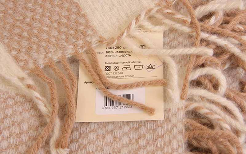 Фото: Вещи из шерсти можно стирать только вручную
