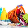 Как отстирать полинявшие вещи